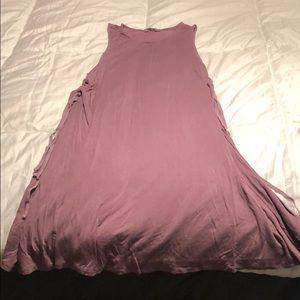 Ae dress XL Lace up sides